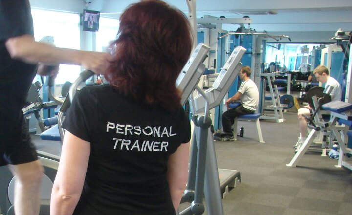 The Fitness Bank