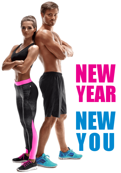 New Year - New You