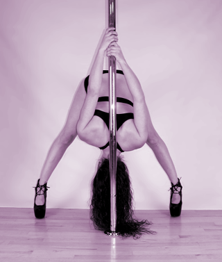 Pole Fitness Photo Shoot