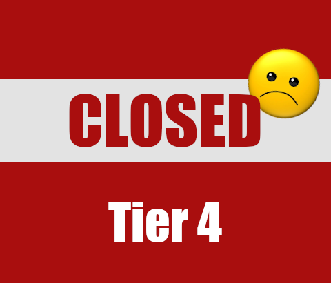 Closed - Tier 4